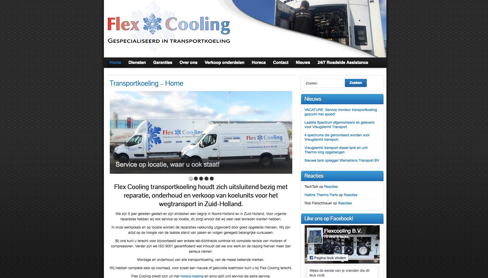 Flex Cooling